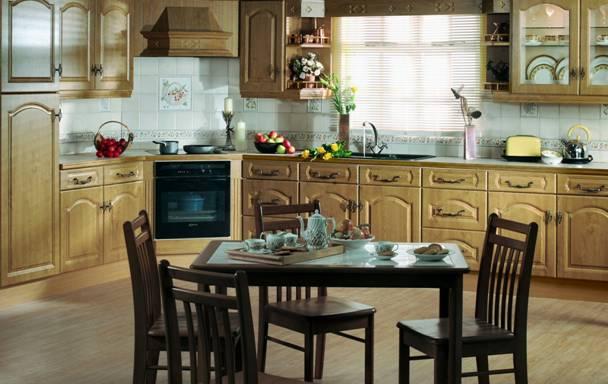 Интерьер кухни как сделать