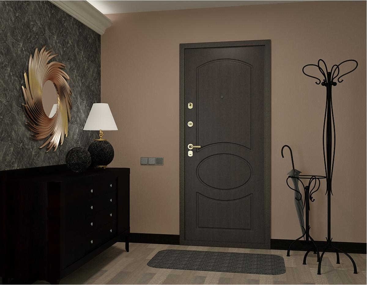 Картинки по запросу стальные двери в интерьере
