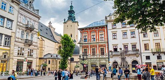 Деловые поездки в культурную столицу Украины