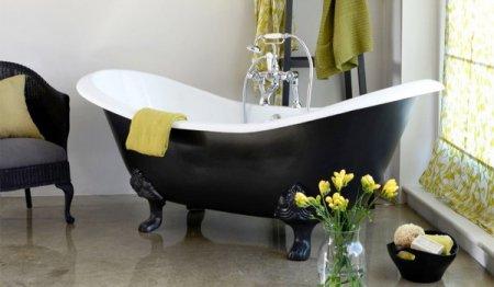 Обираєм ванну: чугунна, сталева чи акрилова?