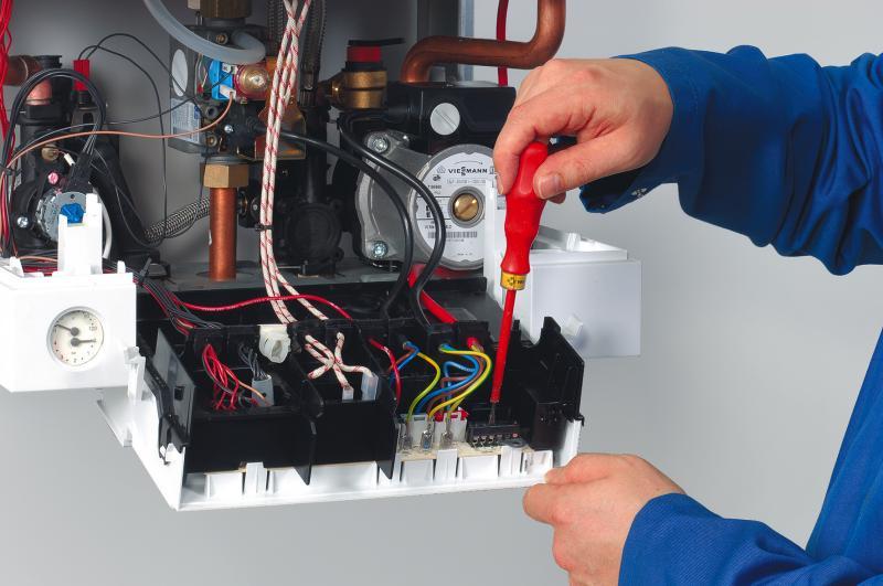 Короткі відомості про пристрій системи газових опалювачів